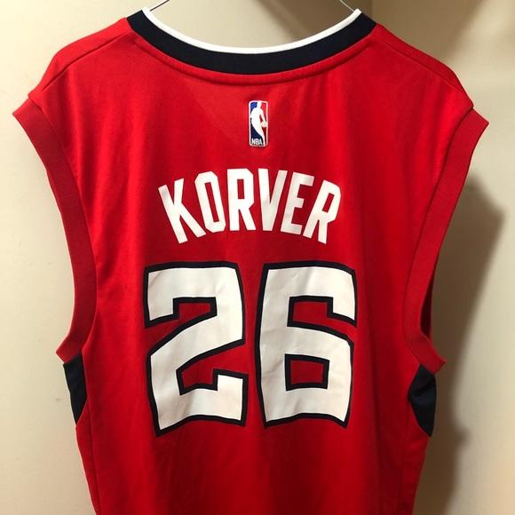 reputable site 14481 bb560 Kyle Korver Atlanta Hawks jersey